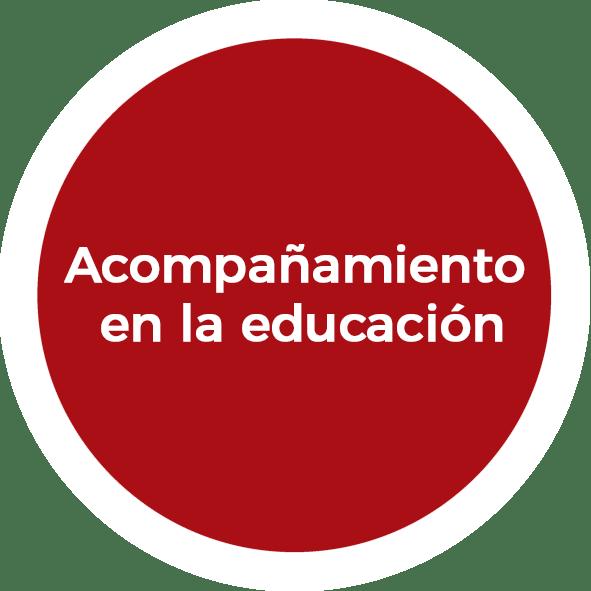 Acompañamiento en la educación