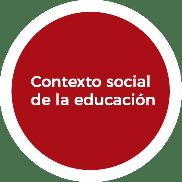Contexto social de la educación