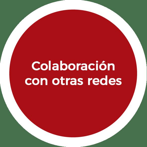 Colaboración con otras redes
