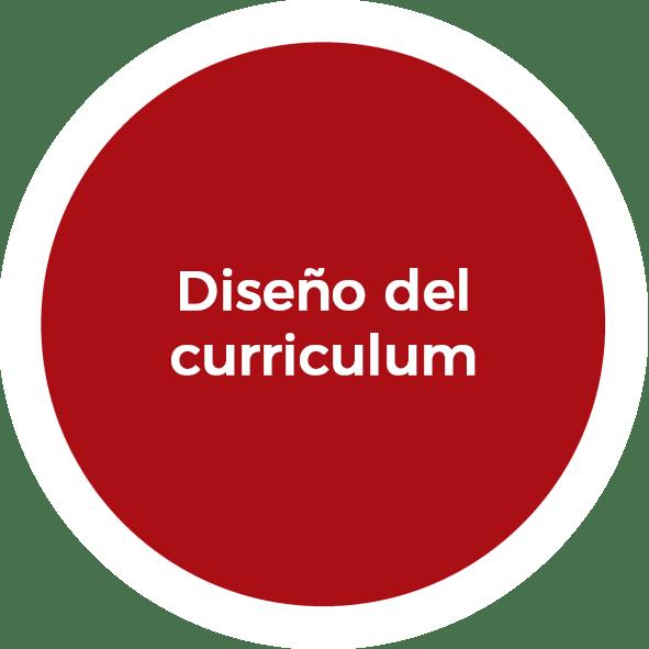 Diseño del curriculum