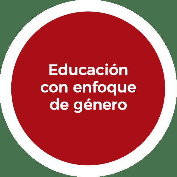 Educación con enfoque de género