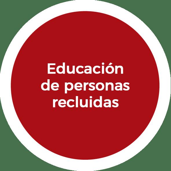 Educación de personas recluidas