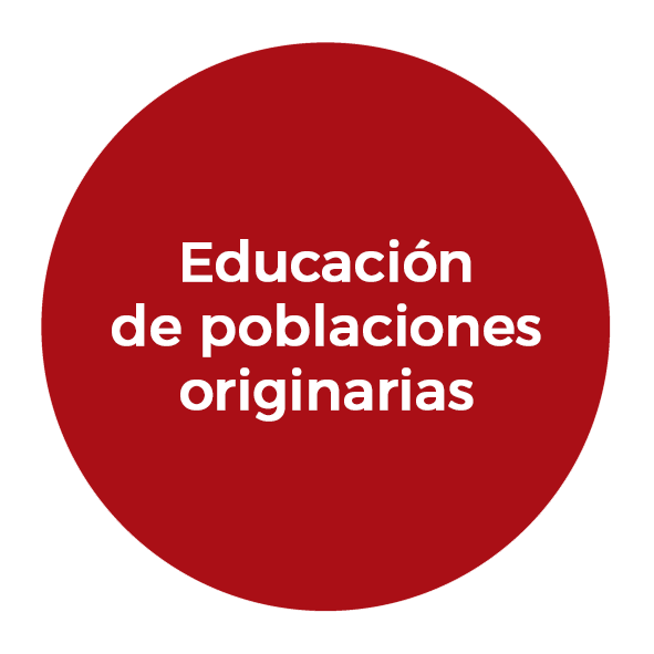 Educación de poblaciones originarias