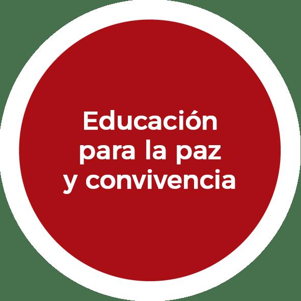 Educación para la paz y convivencia
