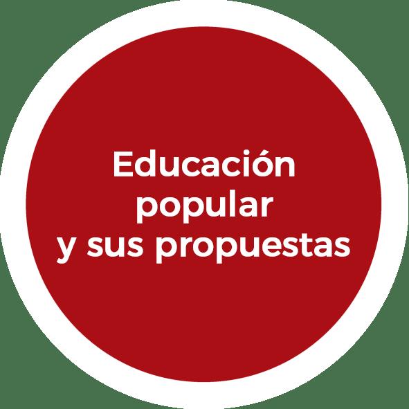 Educación popular y sus propuestas