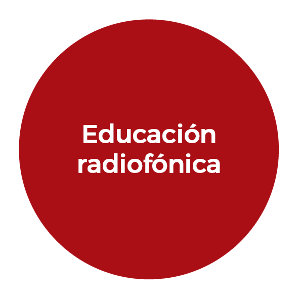 Educación radiofónica