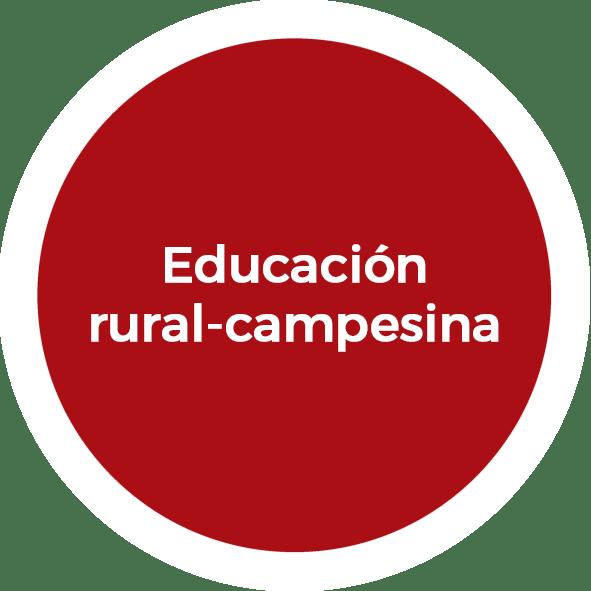 Educación rural-campesina