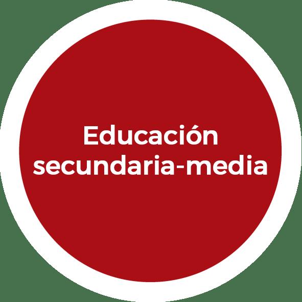 Educación secundaria-media