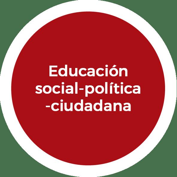 Educación social-política-ciudadana