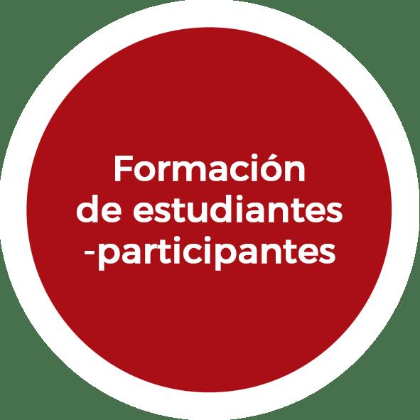 Formación de estudiantes-participantes