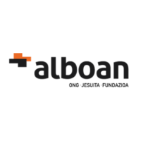 Logo Alboan nuevo